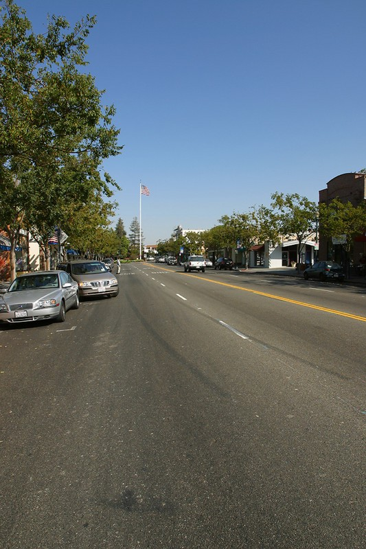 Downtown Livermore, f/8