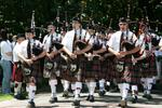 The 2004 Oakland Scottish Games at the Dunsmuir Historic Estate